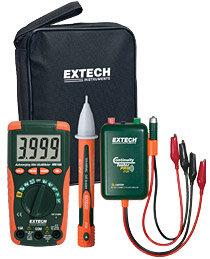 Bộ dụng cụ kiểm tra điện Extech EX530-KIT