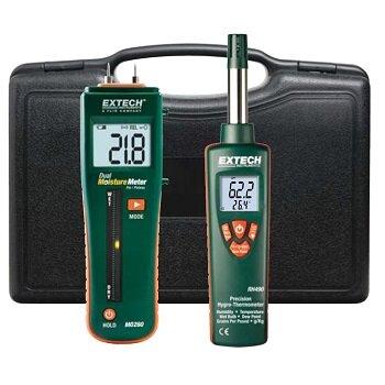 Bộ dụng cụ kiểm tra độ ẩm Extech - MO260-RK