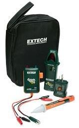 Bộ dụng cụ kiểm tra hệ thống dây điện Extech CB10-KIT