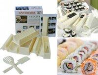 Bộ dụng cụ làm sushi cao cấp siêu tiện ích 10 món