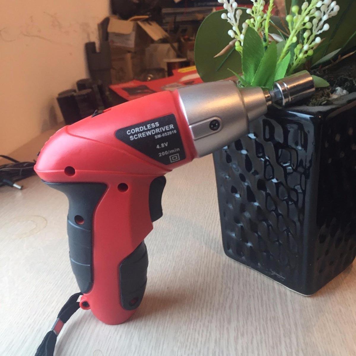 Bộ dụng cụ Máy bắt vít đa năng Smato - 45 chi tiết