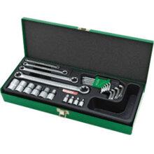 Bộ dụng cụ tổng hợp 23 món Toptul GAAD2302