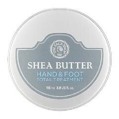 Bơ dưỡng ẩm tăng cường cho da tay và chân TheFaceShop Shea Butter Hand & Foot Total Treatment 115ml