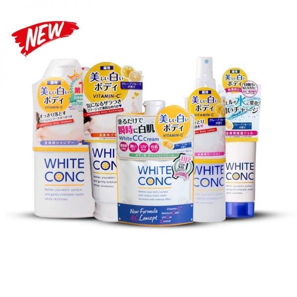 Bộ dưỡng làm trắng da White Conc