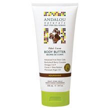 Bơ Dưỡng Thể Andalou Naturals Kukui Cocoa 236ml