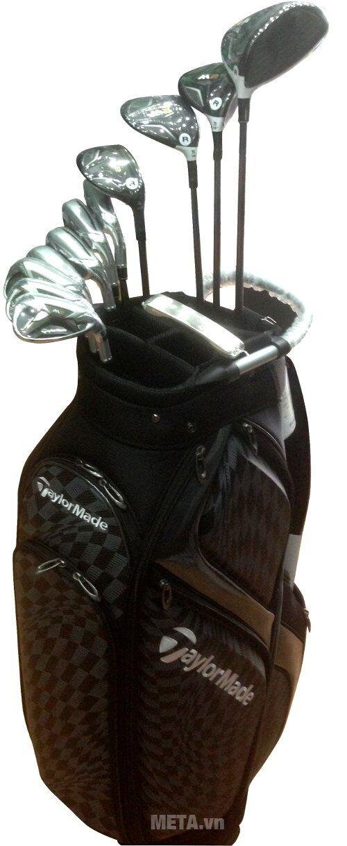 Bộ gậy golf nam fullset Taylormade M2 Graphite
