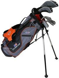 Bộ gậy golf trẻ em US Kids Golf UL51 6 Club