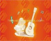 Bộ ghép hình 3D Guitar & Piano Veesano VB-04