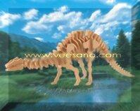 Bộ ghép hình 3D Khủng long Apatosaurus Veesano VB-02
