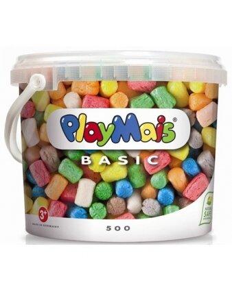 Bộ ghép hình sáng tạo 3D Playmais  PM160026.3 - 500 miếng