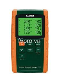 Bộ ghi dữ liệu nhiệt độ Extech TM500
