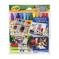 Bộ giấy bút tô màu Crayola 0487220000