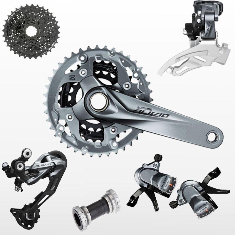 Bộ Group xe đạp Shimano Alivio M4000