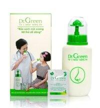 Bộ hỗn hợp rửa mũi Dr.Green