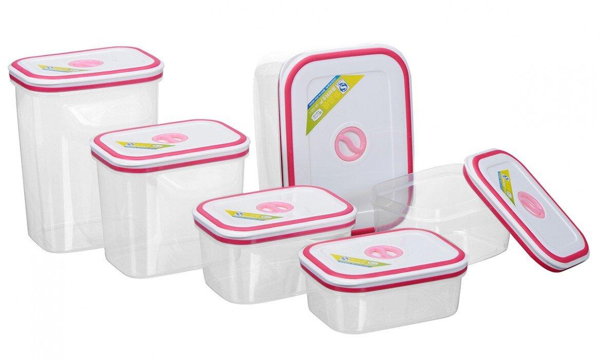 Bộ hộp bảo quản thực phẩm Homio PL.13-002