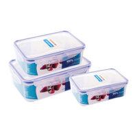Bộ hộp đựng thực phẩm Sunhouse SHT11003