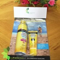 Bộ kem chống nắng Neutrogena Beach Defense SPF 70 - 184g , 29 ml