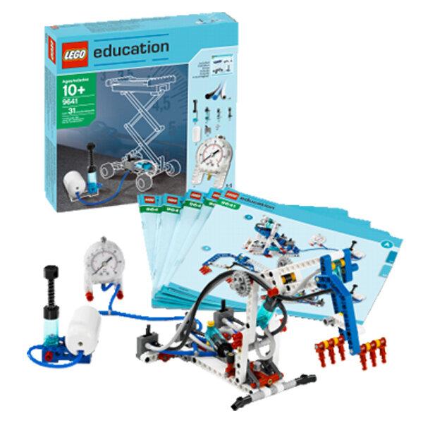 Bộ Khí và Lực Lego Education 9641 - bổ sung cho 9686