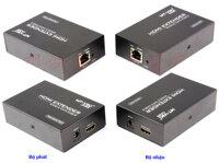 Bộ khuếch đại tín hiệu HDMI 100-120m - HDMI Extender MT-ED06. Nối dài cáp HDMI qua đường dây mạng