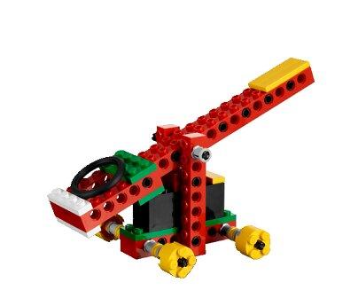 Bộ kĩ sư cơ khí L3-L5 Lego Education 9689
