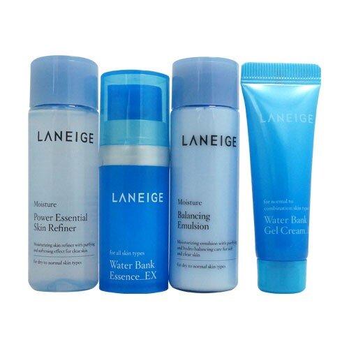 Bộ kit siêu dưỡng ẩm Laneige Moisture Trial Kit