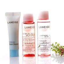 Bộ kit tẩy trang siêu sạch Laneige Cleansing Trial Kit