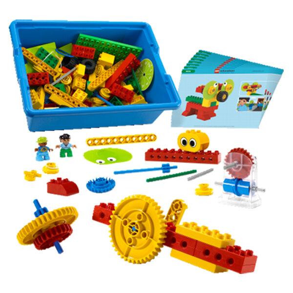 Bộ kỹ sư cơ khí L1-L3 Lego Education 9656