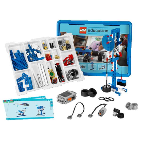 Bộ kỹ sư cơ khí L6-L9 Lego Education 9686