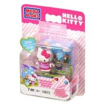 Bộ lắp ghép đội cổ vũ Hello Kitty Mega Bloks 10872