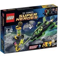 Bộ lắp ghép Green Lantern đối đầu Sinestro LEGO 76025
