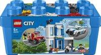 Bộ lắp ghép Thùng gạch cảnh sát Lego City 60270
