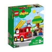Bộ lắp ghép Xe cứu hỏa Lego Duplo 10901