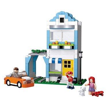 Bộ lắp ráp căn hộ Lemy & Queenies SLUBAN M38-B0572