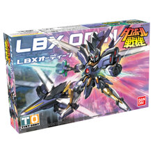 Bộ lắp ráp Đấu sĩ LBX Odin Lego 010