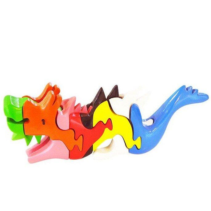 Bộ Lắp Ráp Mô Hình Puzzle Tottosi 3D Rồng 304005