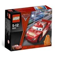 Bộ lắp ráp xe Lightning McQueen Racer Lego 8200