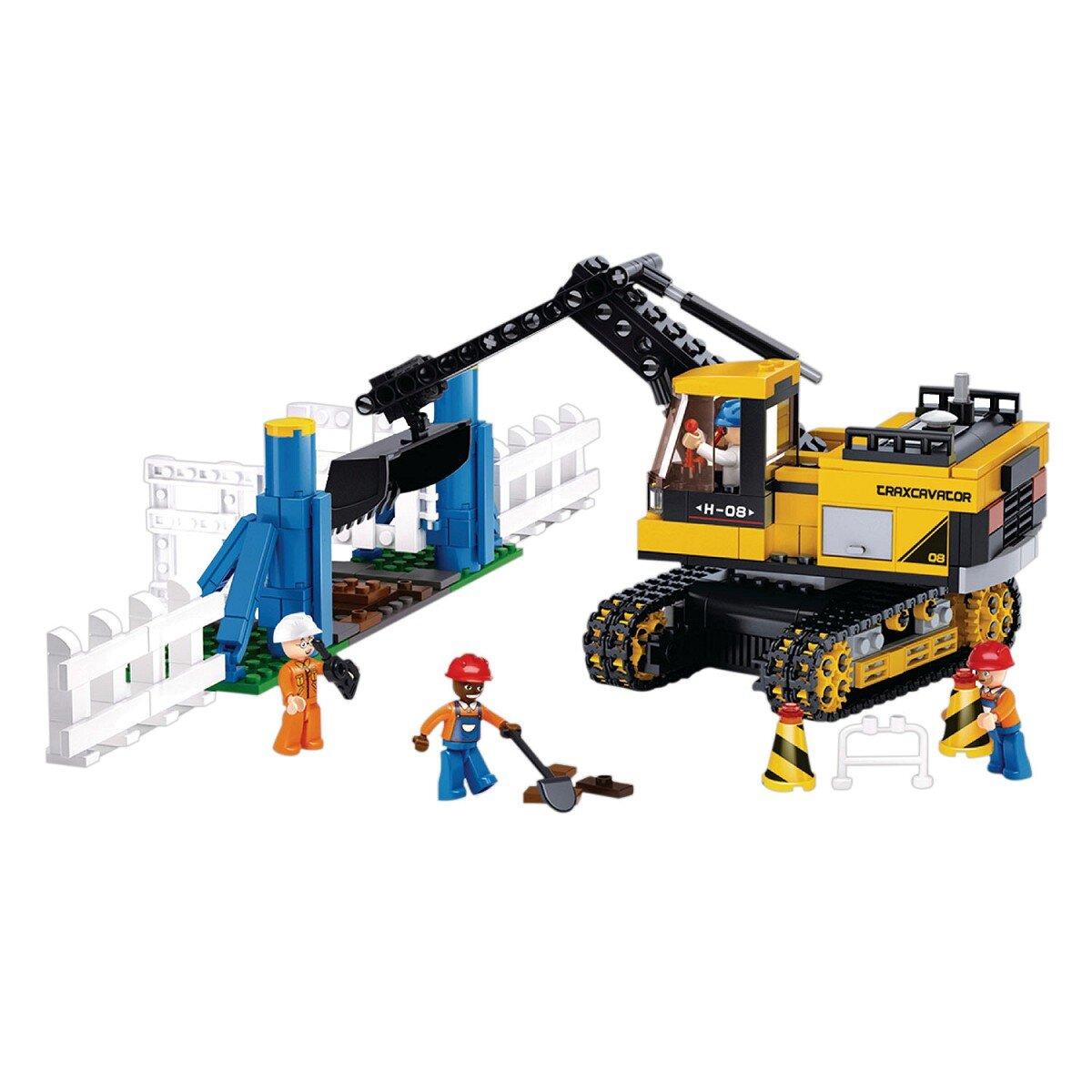 Bộ lắp ráp xe xúc bê tông SLUBAN M38-B0551