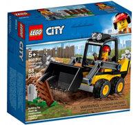 Bộ lắp ráp Xe xúc công trình Lego City 60219