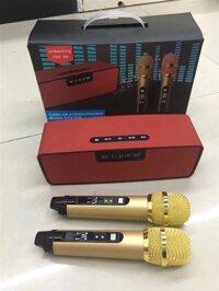Bộ Loa và Micro hát karaoke Bluetooth ZBX-88