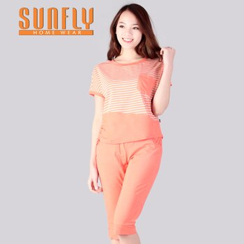 Bộ lửng mặc nhà Sunfly SS5042