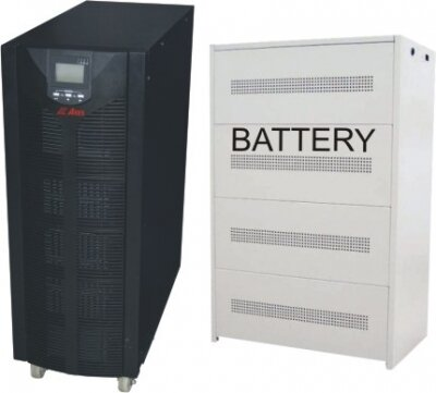 Bộ lưu điện Ares AR9010IIH - 9000W, Online