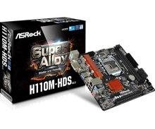 Bo mạch chủ - Mainboard Asrock H110M-HDS R3.0