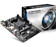 Bo mạch chủ (Mainboard) Asrock FM2A55M- HD+ - Socket FM2+, AMD A55 FCH, 2 x DIMM, Max 32GB, DDR3