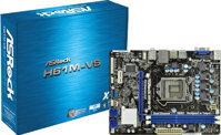 Bo mạch chủ (Mainboard) Asrock H61M-VS - Socket 1155, Intel H61, 2 x DIMM, Max 16GB, DDR3