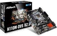 Bo mạch chủ - Mainboard Asrock H110M-DVS R2.0