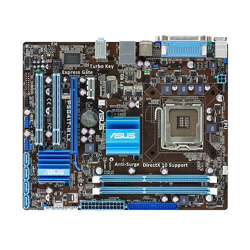 Bo mạch chủ (Mainboard) Asus P5G41T-M LX - Socket 775, Intel G41 /ICH7, 2 x DIMM , Max 8GB, DDR3