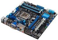 Bo mạch chủ - Mainboard Asus P8Z77-M Pro - Socket 1155, Intel Z77, 4xDIMM, Max 32GB, DDR3