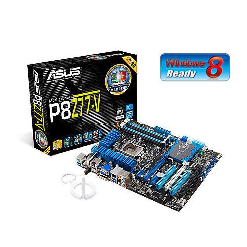 Bo mạch chủ (Mainboard) Asus P8Z77-V DELUXE - Socket 1155, Intel Z77, 4 x DIMM, Max 32GB, DDR3