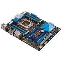 Bo mạch chủ - Mainboard Asus P9X79 - Socket 2011, Intel X79, 8 x DIMM, Max 64GB, DDR3