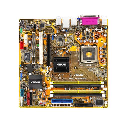 Bo mạch chủ (Mainboard) Asus P5L-VM 1394 - Socket 775, Intel 945G/ICH7, 4 x DIMM, Max 4GB, DDR2